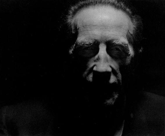 Marcel-Duchamp, 1952 Copyright Tony Vaccaro, Michael A Vaccaro Studio