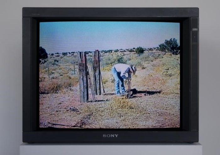 Bruce Nauman, Setting a Good Corner (Allegory and Metaphor), 1999; image retrieved from www.tate.org.uk