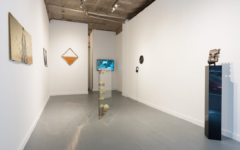 Installation View of the show Fragmented Time