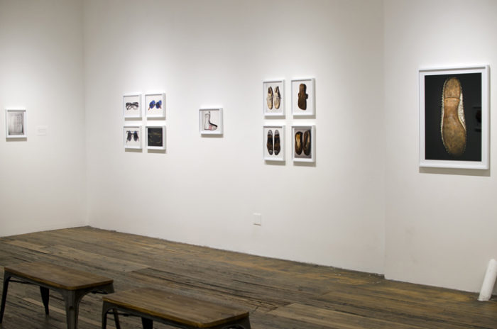 Henry Leutwyler: Document at Foley Gallery, installation shot, New York, 2016