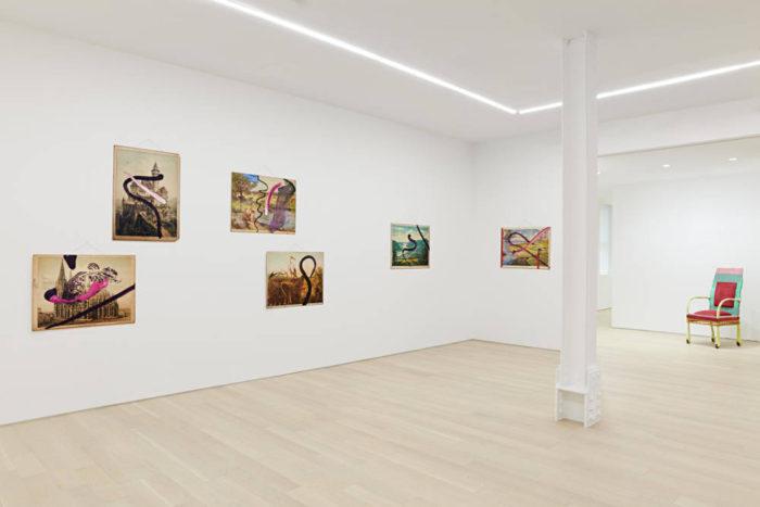 Julian Schnabel Outdoor Studio