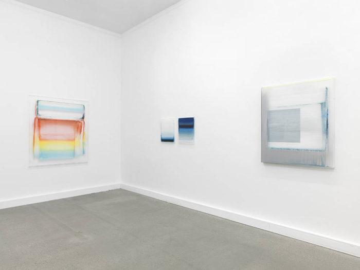 Nicola Staeglich: Selbstbildnis in Farbe at Feldbusch Wiesner ...