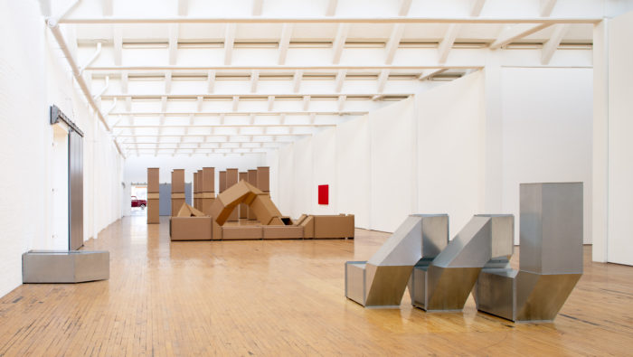 Charlotte Posenenske at Dia:Beacon - Arte Fuse