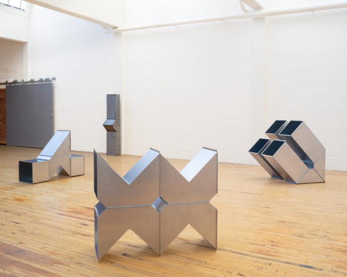 Charlotte Posenenske at Dia:Beacon - Arte Fuse